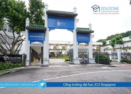 Gặp gỡ Đại diện tuyển sinh của ĐH James Cook Singapore