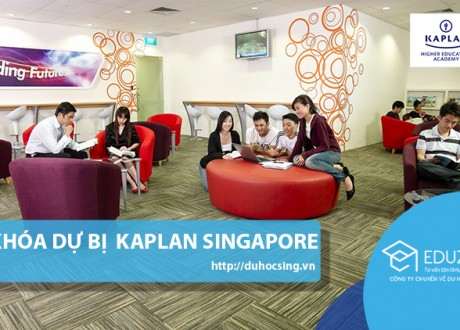 Khóa học dự bị của trường Kaplan Singapore