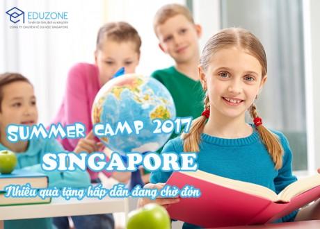 Du học hè Singapore 2017