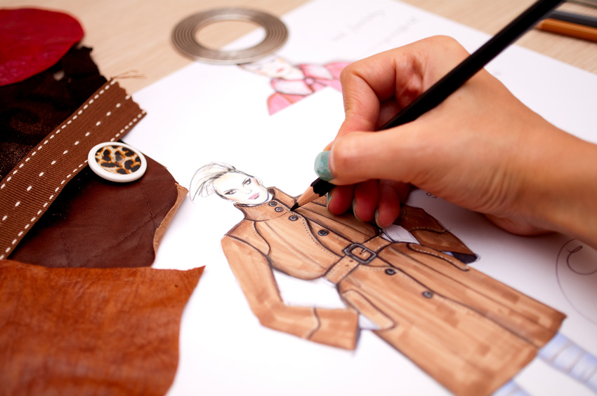 Khóa học thiết kế thời trang tại Raffles Singapore