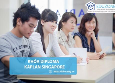 Khóa cao đẳng (Diploma) của Kaplan Singapore