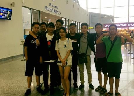 Thư cảm ơn từ gia đình sinh viên Nguyễn Mậu Lân