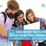 1001 thắc mắc du học tại ĐH James Cook Singapore