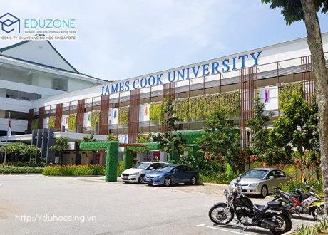 """Hội thảo """"Tìm hiểu James Cook – Cơ hội học tập và nhận bằng chuẩn Úc tại Singapore"""""""