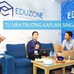 """Hội thảo """"Du học Singapore sớm cho học sinh hết lớp 9, nhận bằng cử nhân sau 2.5 năm"""""""