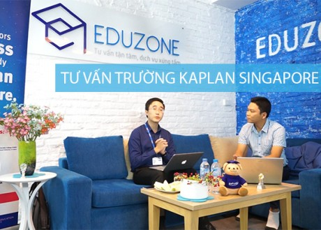 Video: Nội dung tư vấn trực tuyến với Kaplan Singapore