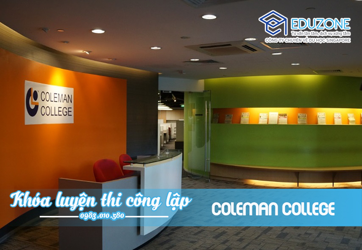 Khóa luyện thi vào các trường phổ thông công lập của Coleman College