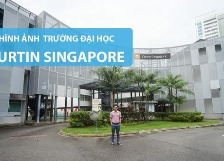 Học bổng 100% học phí tại Curtin Singapore 2018