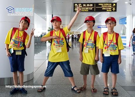 Lứa tuổi nào đi du học hè Singapore là phù hợp?