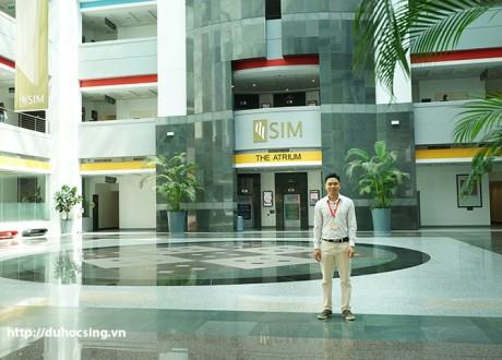 Học phổ thông lấy bằng IGCSE tại SIM International Academy