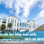 Tuần lễ tư vấn: Cập nhật chương trình đào tạo và học bổng SIM Singapore