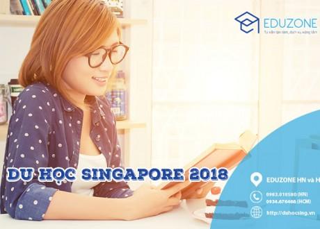 Du học Singapore 2018 – bùng nổ du học sớm