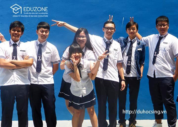 Du học Singapore trung học phổ thông