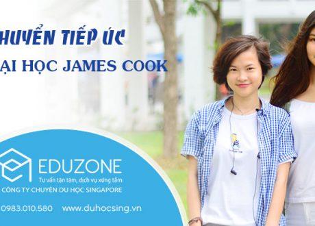 Hội thảo Đại học James Cook Singapore, cơ hội chuyển tiếp Úc đảm bảo visa