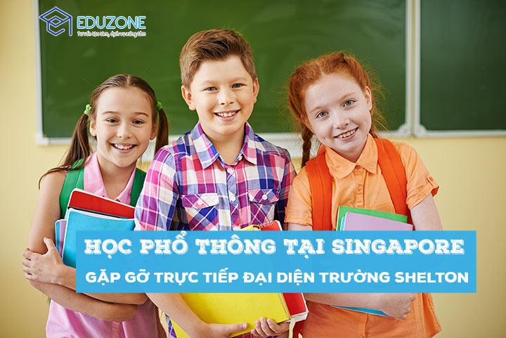 Học phổ thông tại Singapore