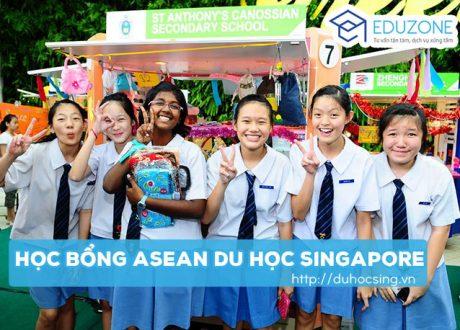 Học bổng ASEAN 2018/2019 – Đã chính thức nhận đơn đăng ký