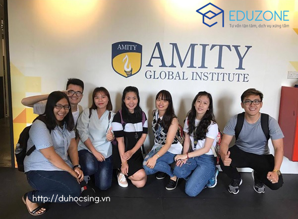 Trường Amity Singapore