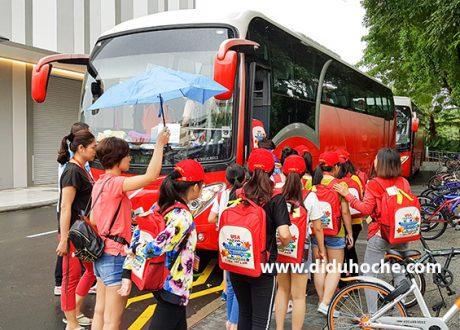 Lịch trình du học hè Singapore 2018 – Lion Island
