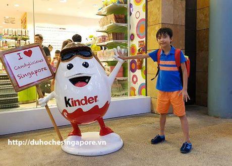 """Du học hè Singapore cho trẻ em – Xu hướng trong """"thế giới phẳng"""""""