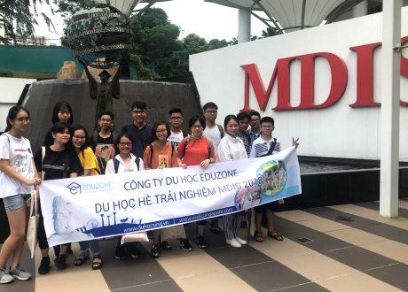 Du học hè Singapore 2019 tại trường MDIS: Học nhiều, đi chơi ít