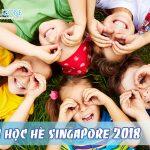 Năm 2018, Eduzone có những tour du học hè Singapore nào?