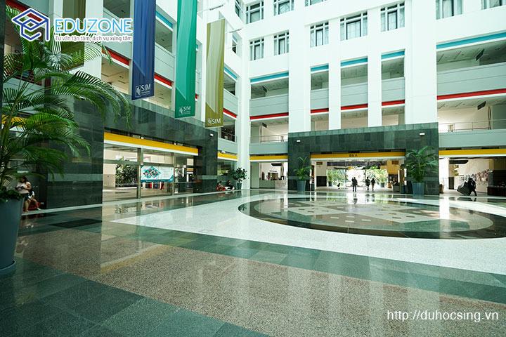 Tuần lễ tư vấn: Cập nhật chương trình đào tạo tại SIM Singapore