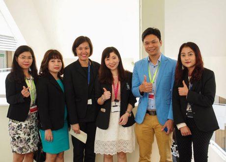 Gặp gỡ Đại diện tuyển sinh KV Đông Nam Á của trường JCU Singapore