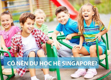 Lựa chọn du học hè Singapore hay nước nào?