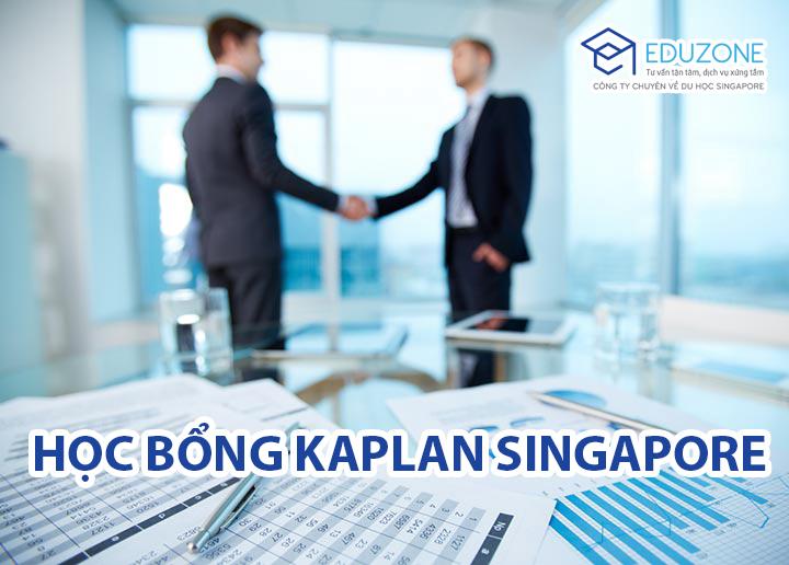 Học bổng Kaplan Singapore cho sinh viên học Cử nhân QT Marketing