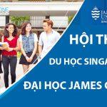 Hội thảo: Nhận bằng của trường top 2% thế giới ngay tại Singapore