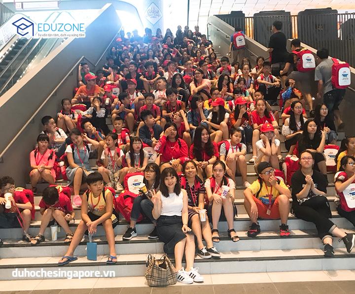 Du học hè Singapore 2019