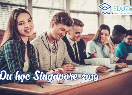 Du học Singapore 2019 – Những điều cần lưu ý