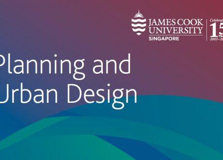 Thạc sĩ quy hoạch và thiết kế đô thị – Đại học James Cook
