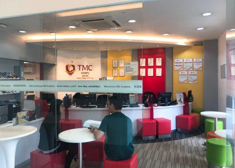 Tổng quan Học viện TMC Singapore