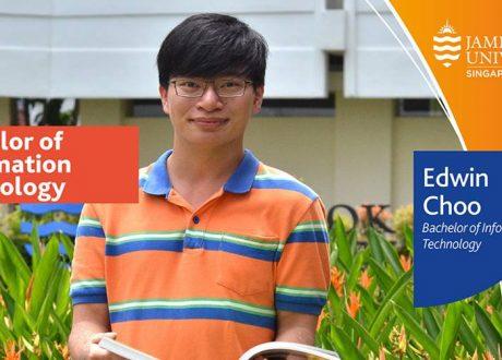 Cử nhân Công nghệ thông tin Trường đại học JCU Singapore