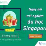 Triển lãm Du học tại Học viện SIM Singapore lớn nhất trong năm (20/1/2019)