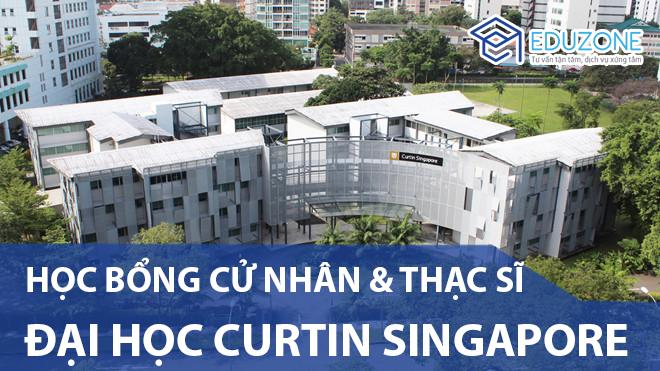 Học bổng Đại học Curtin Singapore 2021