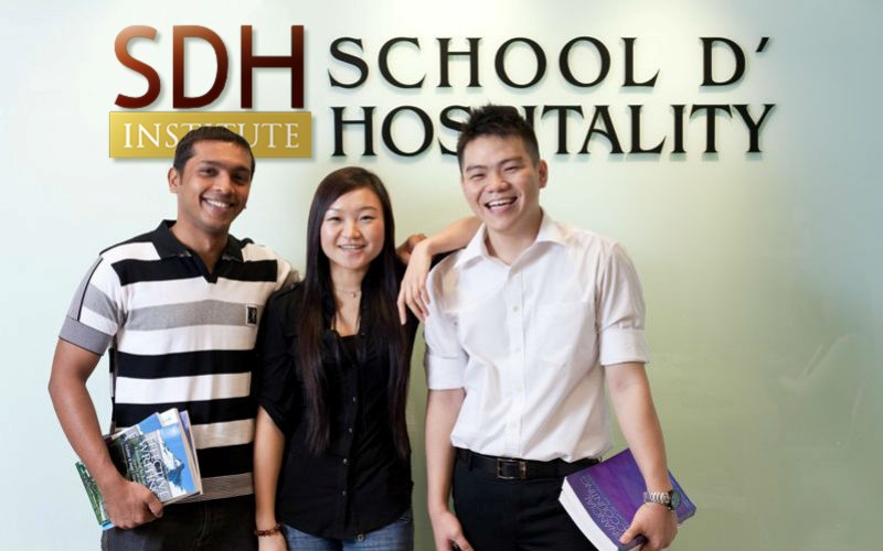 Kết quả hình ảnh cho học viện sdh singapore