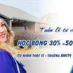 Tuần lễ tư vấn: Săn học bổng du học Singapore tới 50% học phí bậc Đại học, Thạc sĩ