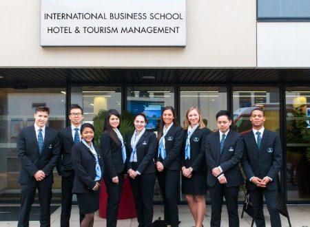 Cử nhân quản trị khách sạn quốc tế – Học viện SDH Singapore