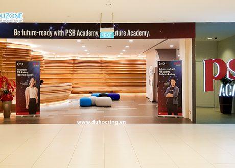 Hội thảo Du học Singapore – Tìm hiểu học viện PSB Singapore