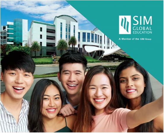 Chương trình học bổng toàn phần bậc Đại học tại Học viện SIM Singapore