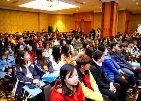 Hình ảnh ngày hội SIM Open House trên VTC
