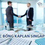 Học bổng lên tới 50% học phí của Kaplan Singapore nhập học T8/2019