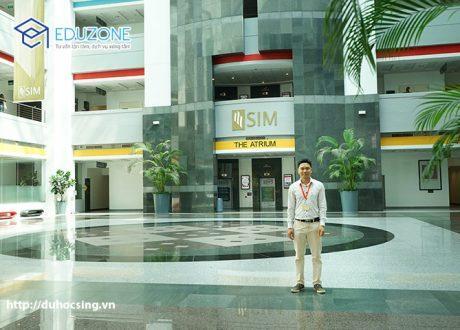 Học phí học viện SIM Singapore