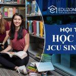 """Hội thảo """"Làm thế nào để săn học bổng 100% của JCU thành công"""""""