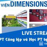 Tư vấn trực tuyến: Luyện thi phổ thông công lập và học phổ thông tại Singapore