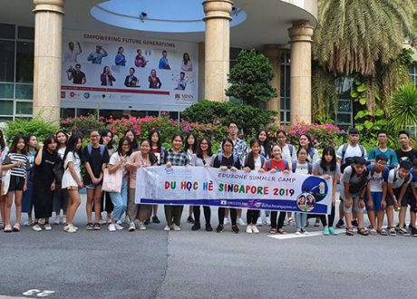 Du học hè Singapore Lion Island 2020 – Nhanh tay đăng ký nhận nhiều ưu đãi