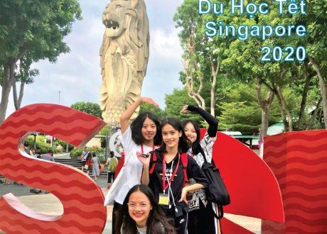 Du học Tết Singapore 2020 – Đăng ký sớm nhận nhiều ưu đãi