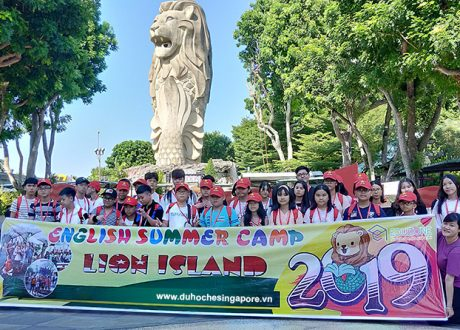 Du học hè Singapore 2020 Lion Island – Thông tin mới nhất